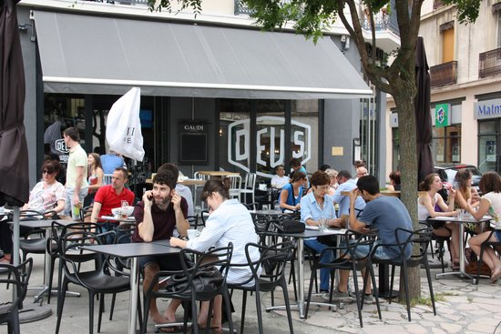 Gaudi Cafe