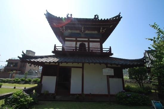 Kofukuji Temple: inside temple