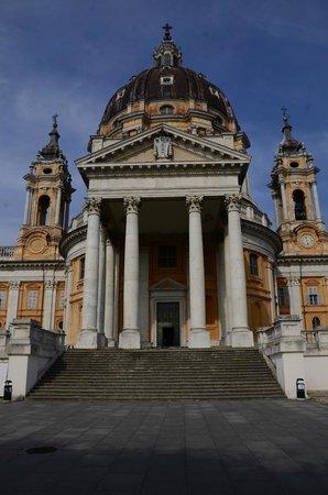 Basilica di Superga : Bassilica