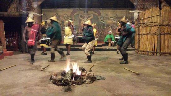 Felleng Day Tours : Lesedi Cultural Village