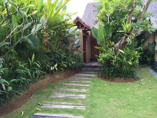 Space at Bali: Hello