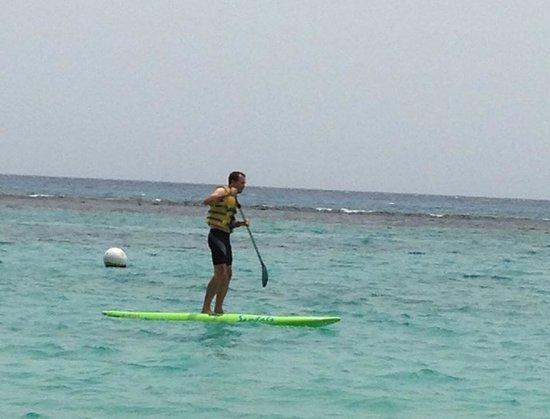 Sandals Ochi Beach Resort: Fun Water Sports!