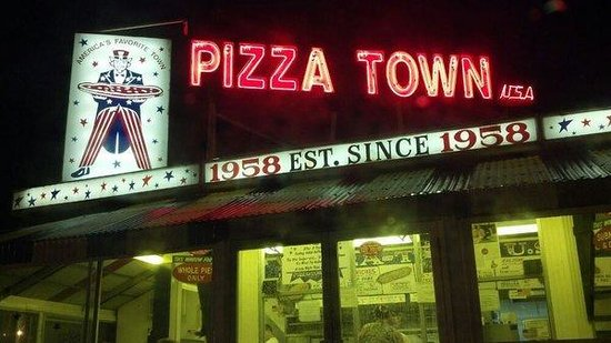 Pizza Town USA: Pizza Town