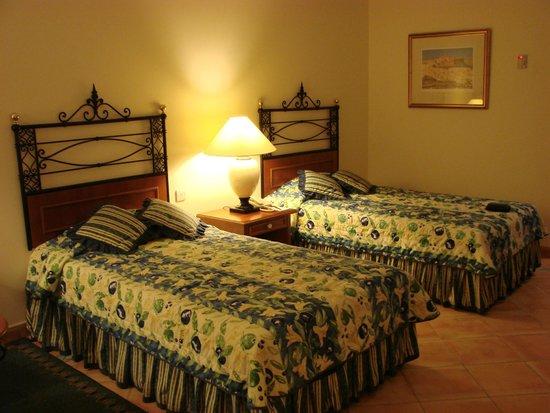 Hilton Malta: the room at Hilton