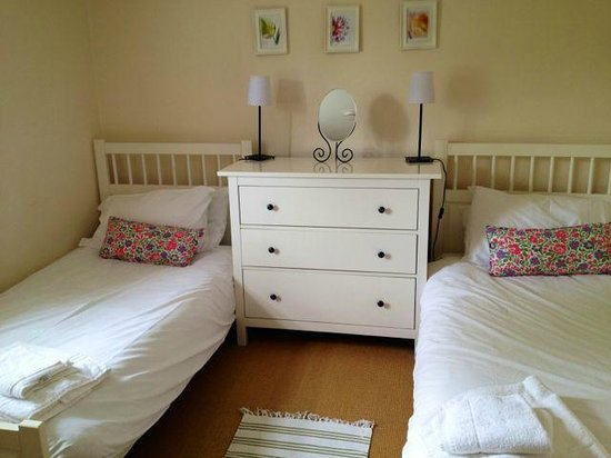 Stainers Farm: Twin room