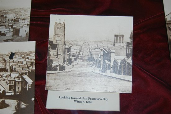 Old Cathedral of St. Mary: Photos of an earlier San Francisco (pre and post earthquake)
