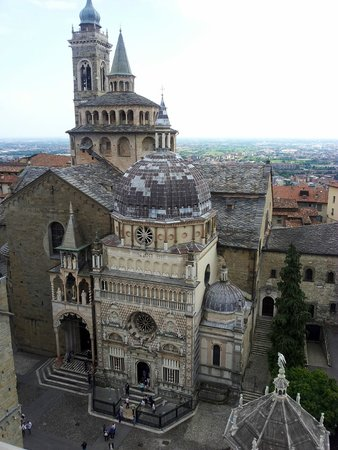 Campanone o Torre Civica: View from the tower