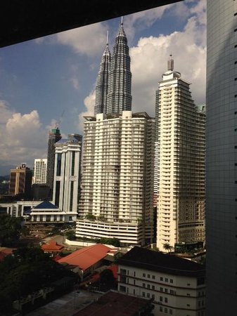 Concorde Hotel Kuala Lumpur : View from my room