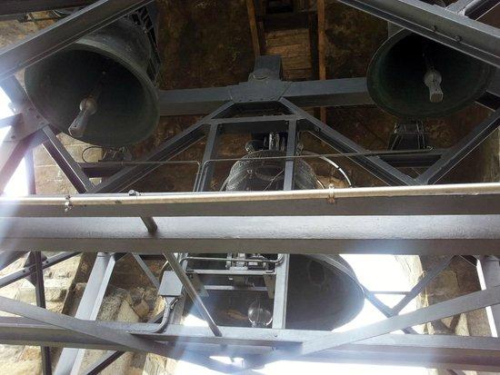 Campanone o Torre Civica: The bells