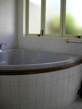 Regal Palms 5 Star City Resort: Hot tub in wetroom