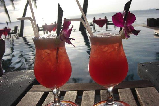 Tango Luxe Beach Villa: Cocktail