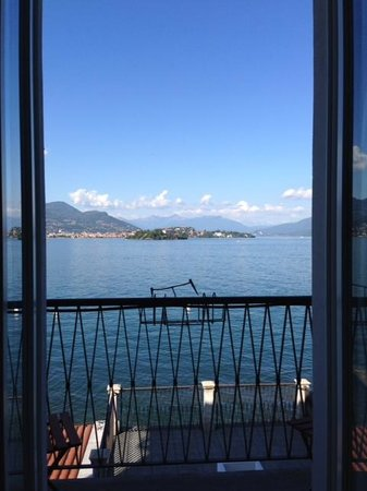 Hotel Belvedere : stunning view from our room