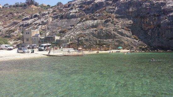 Mgarr ix-Xini: beach