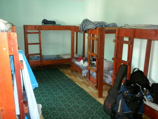 Nomad's Home: Inside the dorm