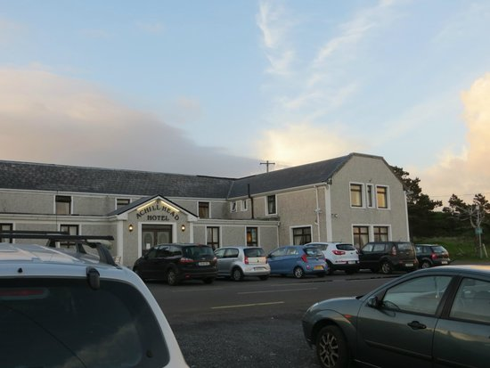 Achill Head Hotel: As It Stands