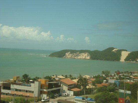 Holiday Inn Express Natal Ponta Negra: Vista do quarto luxo 4º andar