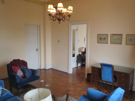 Gran Hotel Bolivar : living room