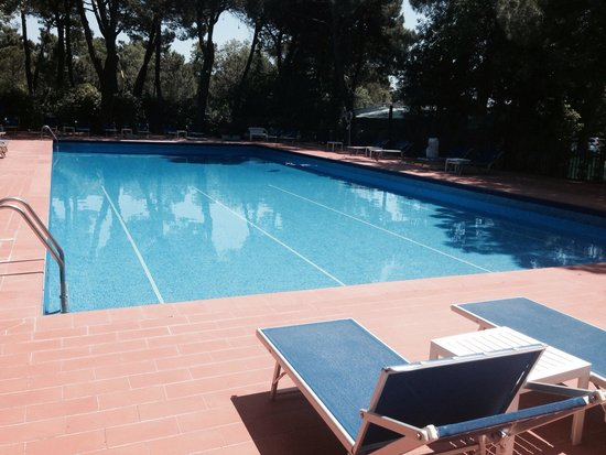Park Hotel - Ravenna: Piscina
