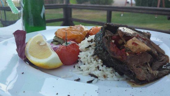 Asterias Restaurant: Lamb