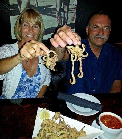 Casa Di Amore: Calamari
