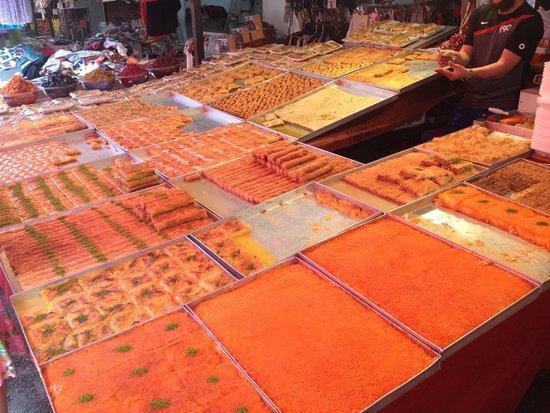 Carmel Market (Shuk Ha'Carmel) : Carmel Market
