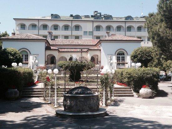 Park Hotel - Ravenna: Ingresso Hotel