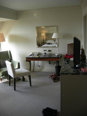 Hotel Amigo: moderne et impeccable