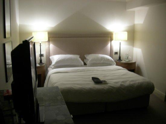 Hotel Amigo: ambiance feutrée