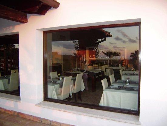 Villa Carlo Resort : ristorante