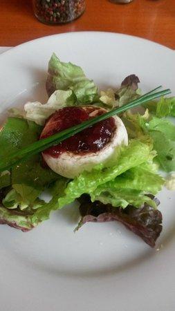 Restaurace Stoleti : Тот самый фантастический камамбер