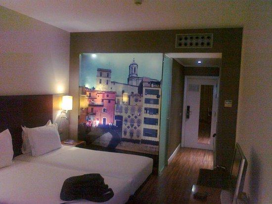 AC Hotel Palau de Bellavista by Marriott: Quarto