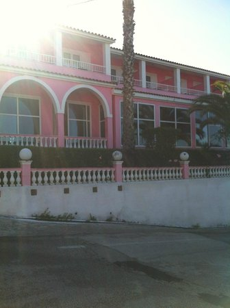 The Pink Palace: Main Building