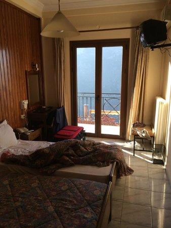Hotel Hermes: Inside room