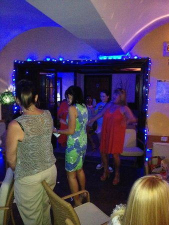 The Bar San Blas