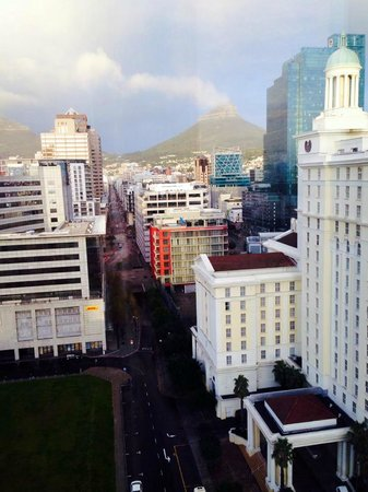 The Westin Cape Town: View from our room