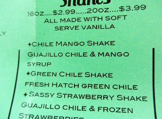 56c044cbd4b409 unique menu items - Picture of Sparky's Burgers, Hatch - TripAdvisor
