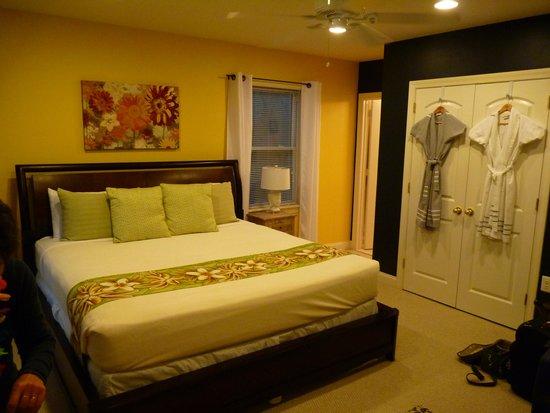 Malolo Bed and Breakfast: MATTAI ROOM