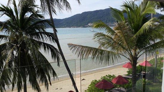 Amari Phuket: Вид из номера