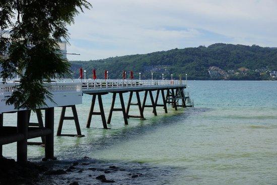 Amari Phuket: Понтон