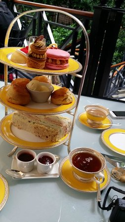 The Goring Bar & Lounge: Traditional Afternoon Tea Set £42.50