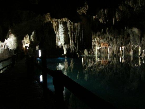 Aktun Chen: Cave shot