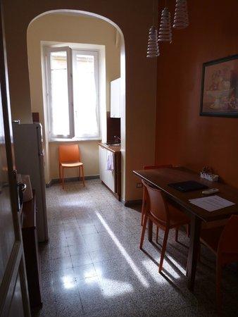 Trianon Borgo Pio Residence: Cuisine