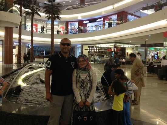 Al Ghurair Hotel: al gurair centre