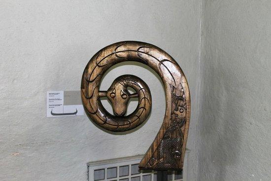 Viking Ship Museum : boat detail