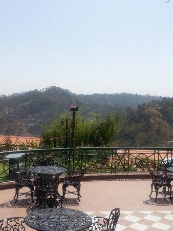 Kasauli Resort: hotel view 2