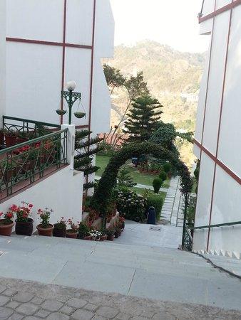 Kasauli Resort: Hotel View 4