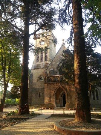 Kasauli Resort: English Church