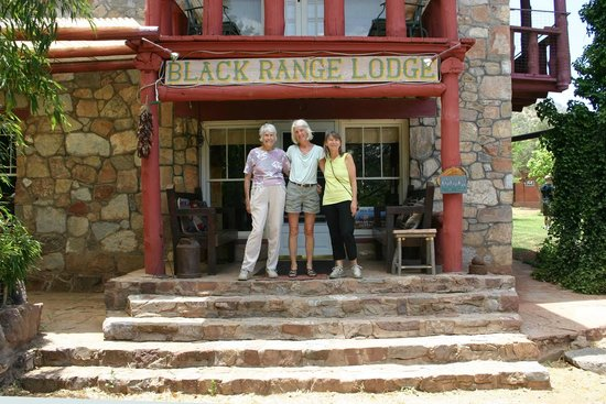 The Black Range Lodge: Emily - Bonnie - Cathrine