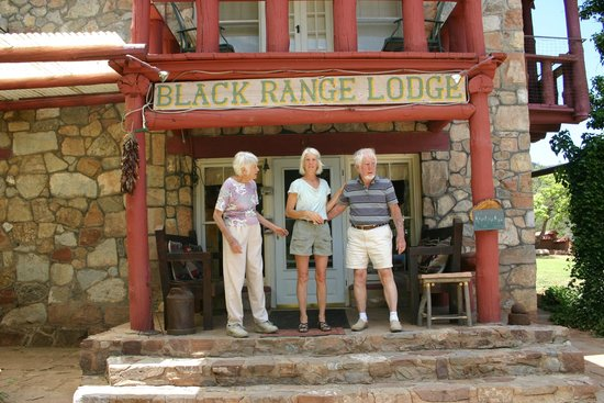 The Black Range Lodge: Emily - Bonnie - Don