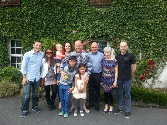 Family fun at The Cornloft